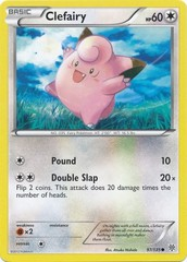 Clefairy - 97/135 - Common on Channel Fireball