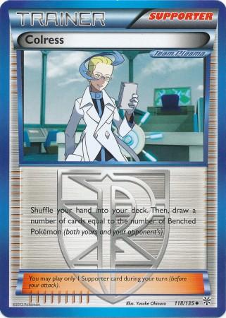 Pokemon LUNATONE 73//135 Plasma Storm Rev Holo MINT!