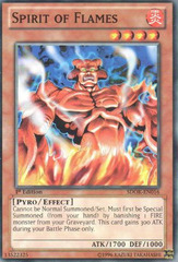 Spirit of Flames - SDOK-EN016 - Common - 1st Edition