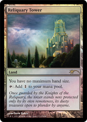 Reliquary Tower (FNM Foil)