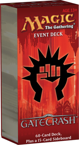 Gatecrash Event Deck: Rally and Rout