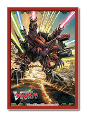 Cardfight! Vanguard Vol. 60 Military Dragon, Raptor Colonel Sleeves (53ct)