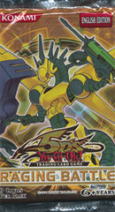 Raging Battle Unlimited Edition Booster Pack