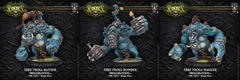 Dire Troll Blitzer / Bomber / Mauler - Heavy Warbeast