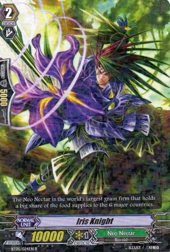 Iris Knight - BT05/024EN - R