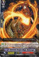 Demonic Dragon Mage, Mahoraga - BT05/040EN - R