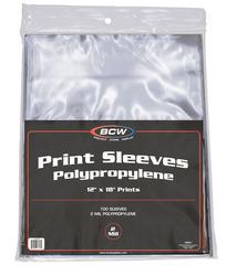 Print Sleeve - 12 x 18 - Pack of 100