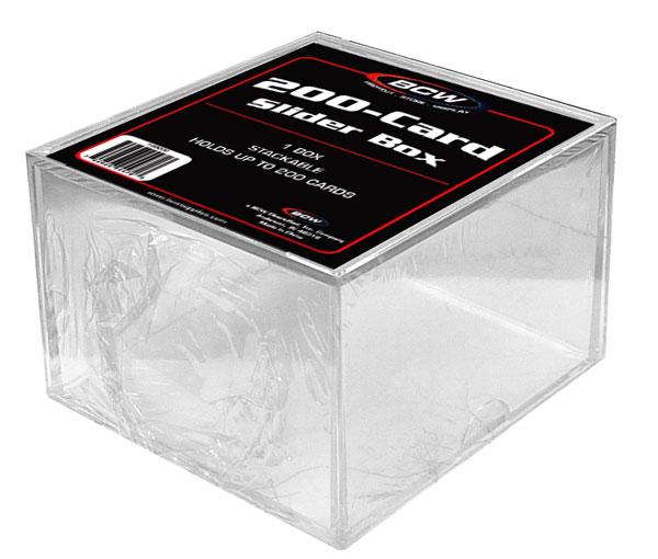 2 Piece Slider Box - 200 Count