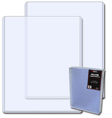 11 X 14 - Topload Holder - Pack of 25