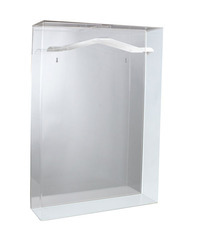 BCW Deluxe Acrylic Small Jersey Display - Mirror Back