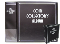 3 Inch Album - Coin Collectors