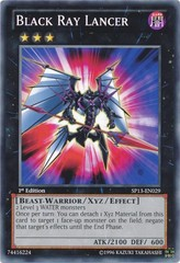 Black Ray Lancer - SP13-EN029 - Common - Unlimited Edition