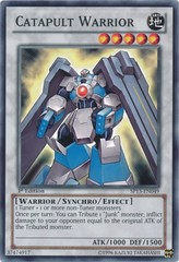 Catapult Warrior - SP13-EN049 - Common - Unlimited Edition