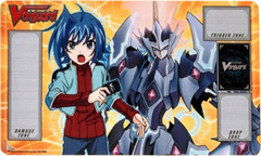 Majesty Lord Blaster - Cardfight!! Vanguard Awakening of Twin Blades PLAYMAT