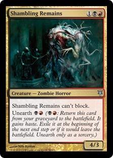 Shambling Remains