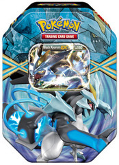Pokemon 2013 Spring Tin: Black Kyurem EX
