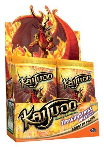 DragonStrike Infernus Booster Box