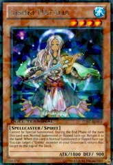 Gishki Natalia - DT07-EN064 - Rare Parallel Rare - Duel Terminal on Channel Fireball