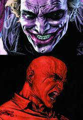 Absolute Joker Luthor Hardcover