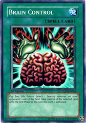 Brain Control - TLM-EN038 - Super Rare - 1st Edition on Channel Fireball