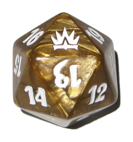 Magic Spindown Die - From the Vault: Legends