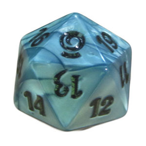 Magic Spindown Die - From the Vault: Relics
