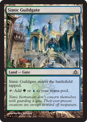 Simic Guildgate - Foil