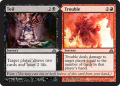 Toil // Trouble - Foil