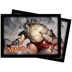 Ultra Pro Dragon's Maze Sleeves - Gruul (80ct) on Channel Fireball