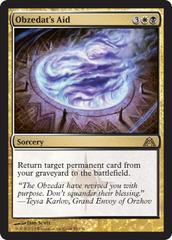 Obzedat's Aid - Foil