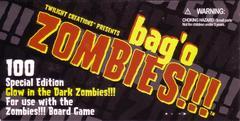 Zombies!!!: bag o' Zombies!!!