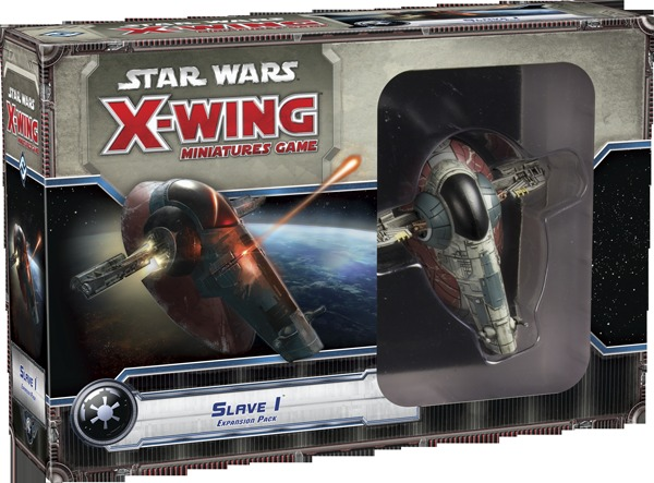 Slave I - (Star Wars X- Wing) - In Store Sales Only