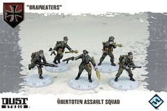 Dust Tactics: Axis Übertoten Assault Squad -