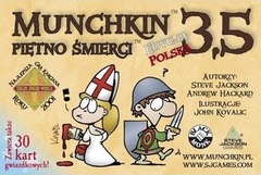Munchkin 3.5 - Piętno Śmierci