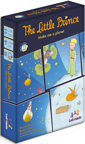 The Little Prince: Make Me a Planet