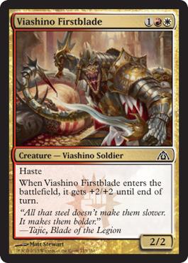 Viashino Firstblade - Foil