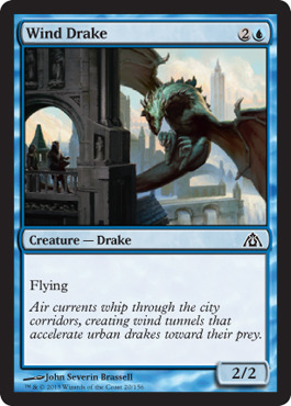 Wind Drake - Foil