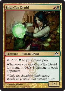Zhur-Taa Druid - Foil
