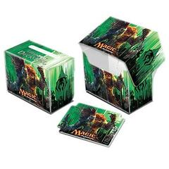 Dragon's Maze Varolz Side Load Deck Box for Magic on Channel Fireball
