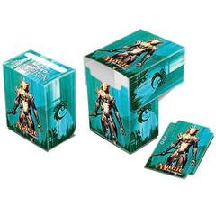 Dragon's Maze Vorel Side Load Deck Box for Magic on Channel Fireball