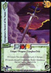 Xianghua's Sword of No Name