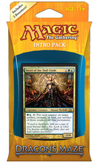 MTG Dragon's Maze Intro Pack: