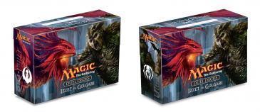 Izzet vs Golgari Duel Deck Box for Magic