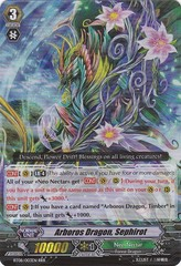 Arboros Dragon, Sephirot - BT08/003EN - RRR on Channel Fireball