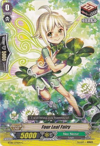 Four Leaf Fairy - BT08/070EN - C