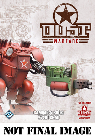 Dust Warfare - Zverograd (Campaign Book)