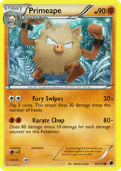 Primeape - 60/116 - Common