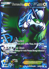 Tornadus-EX - 114/116 - Full Art