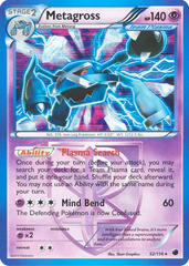 Metagross - 52/116 - Holo Rare
