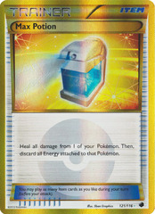 Max Potion - 121/116 - Secret Rare